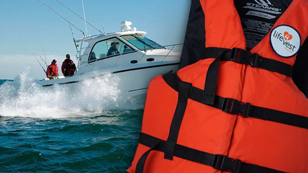 Life Jackets Now Compulsory For Drivers And Passengers Of All Small Boats In SA