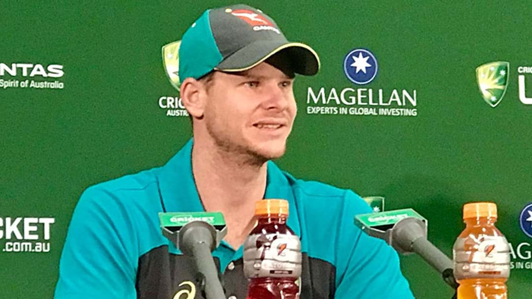 Steve Smith Names The Australian XI For The Adelaide Test