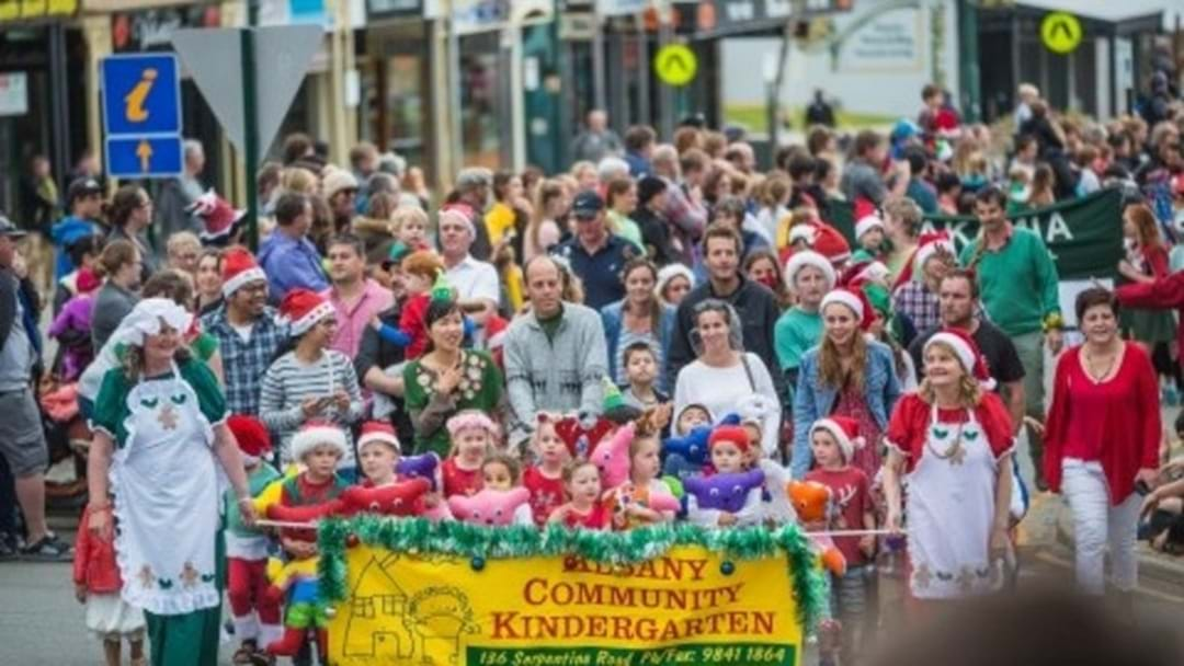 City of Albany Christmas Pageant and Festival  2017