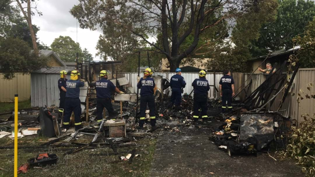 Body Found After Lake Macquarie Fire