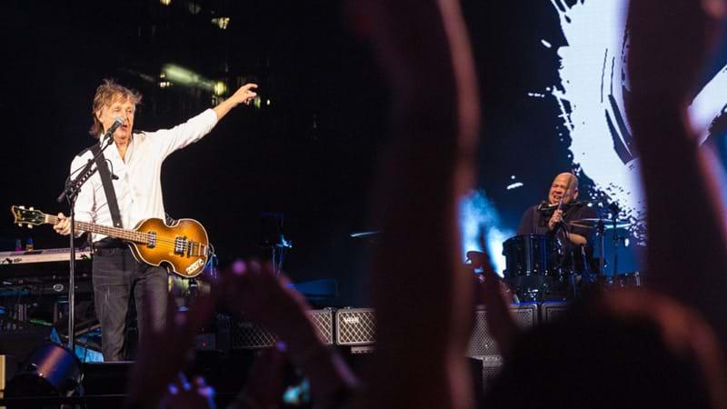 Beatlemania On Tour Review