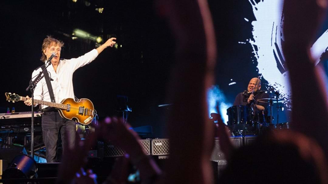 REVIEW: Paul McCartney Delivers A Truly Great Performance To Open His Australian Tour