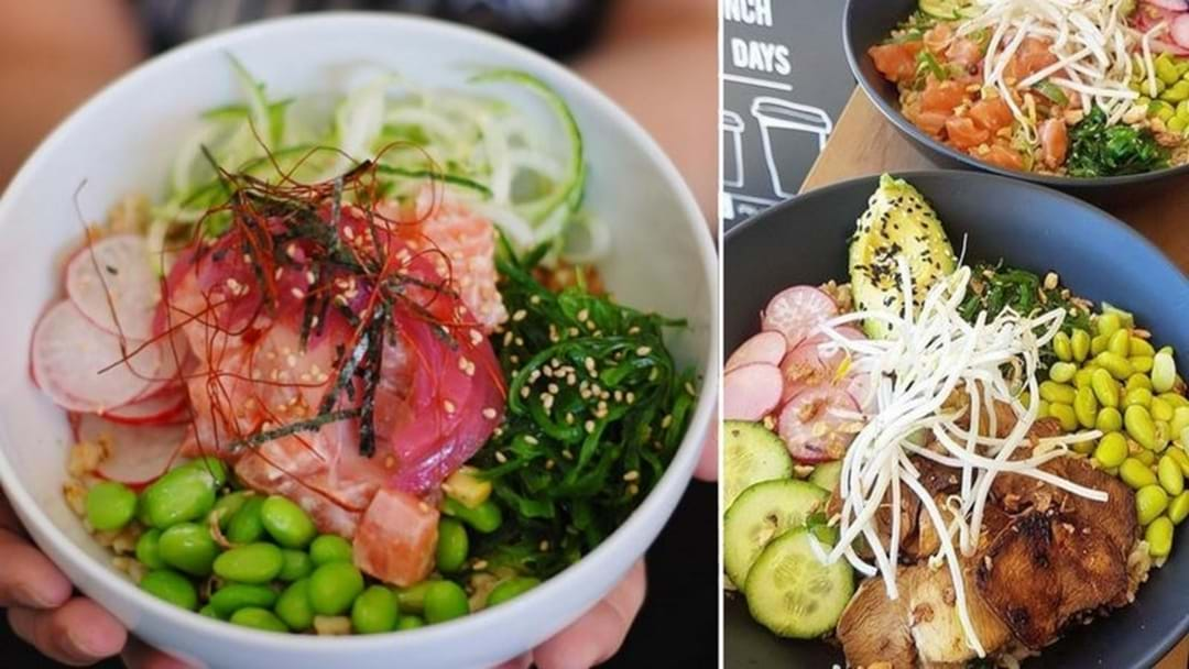 Here's where you can get Poke Bowls on the Gold Coast