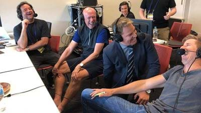 Triple M Cricket's Story Battle