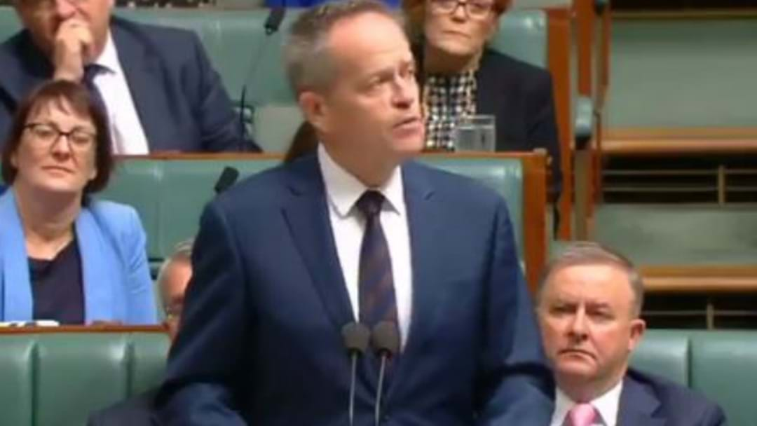 Bill Shorten Calls For 10 Days Of Paid Domestic Violence Leave