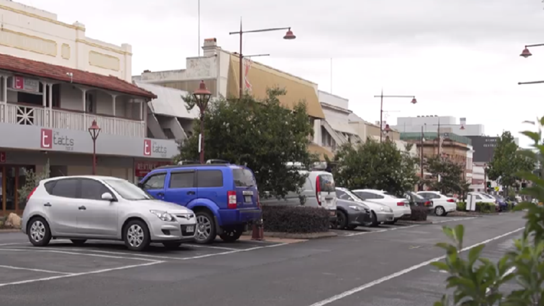 One Hour Parking Trial has started in Toowoomba CBD