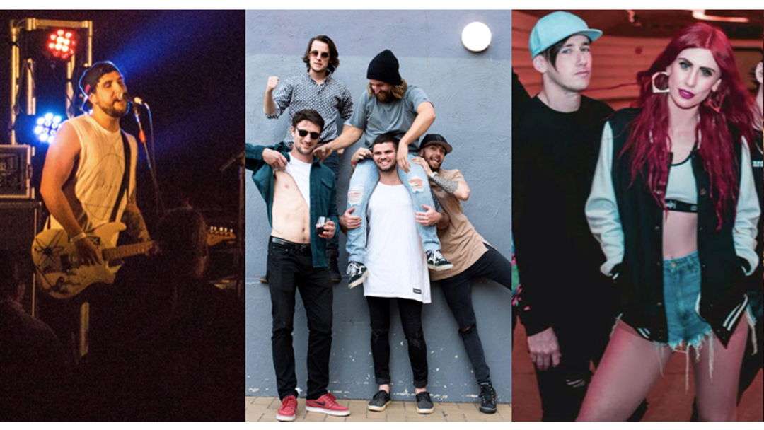 5 Coast Bands You Should Have A Listen To