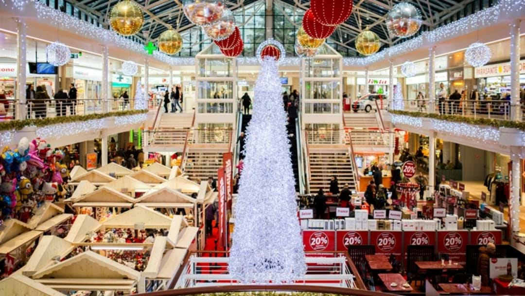 Aussie Retail Is In Good Shape For The Christmas Shopping Rush