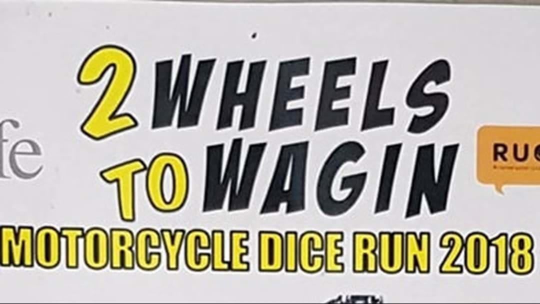 2 Wheels to Wagin