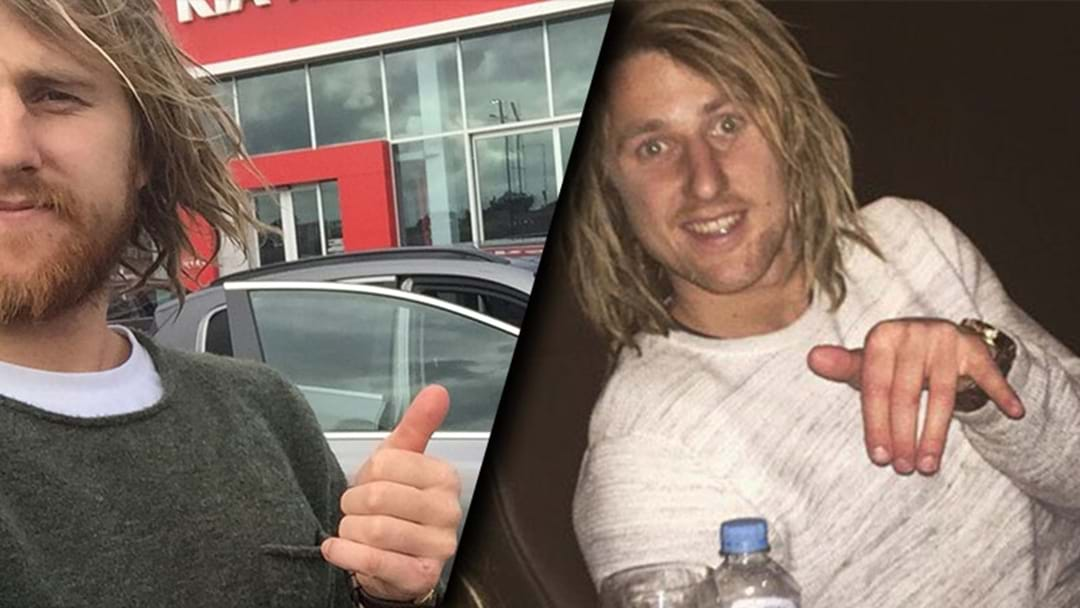Dyson Heppell Apparently Doesn't Know How To Throw Shakas