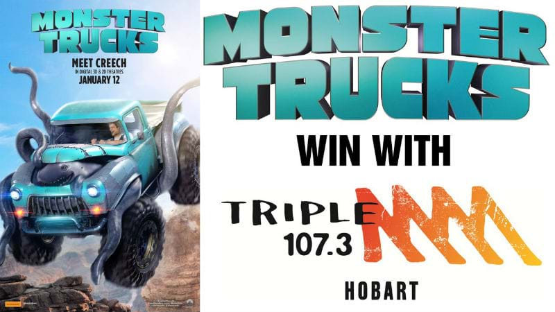 Win your double pass with Marls on Hobart's 107.3 Triple M