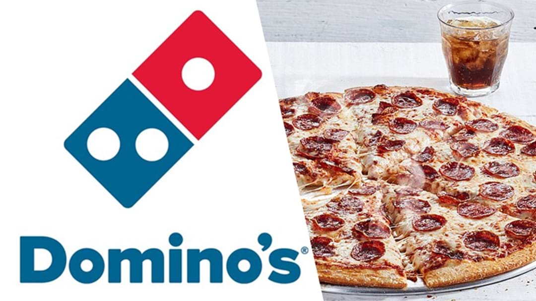 Domino's Are Introducing 'Mammoth' Sized New York Style Pizzas