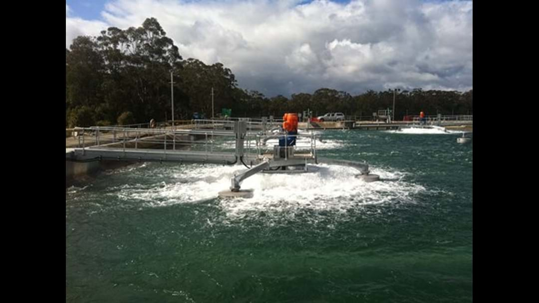 Wyong south Sewage plant upgrade compete