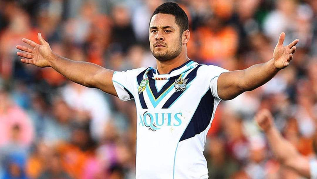 Reports Jarryd Hayne Will Stay At The Titans