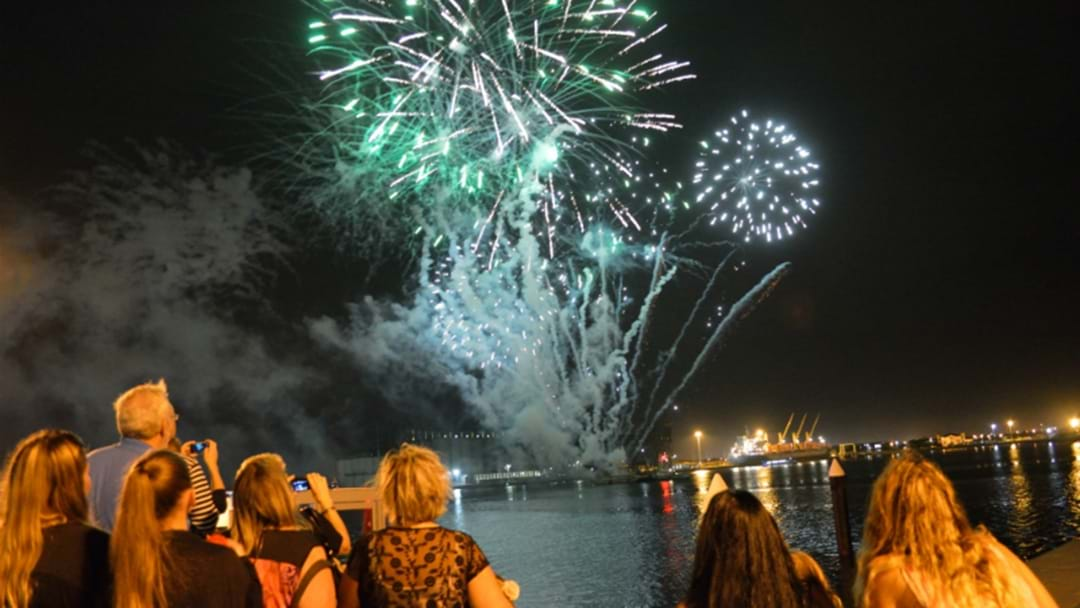 Midnight NYE Fireworks For Newcastle?
