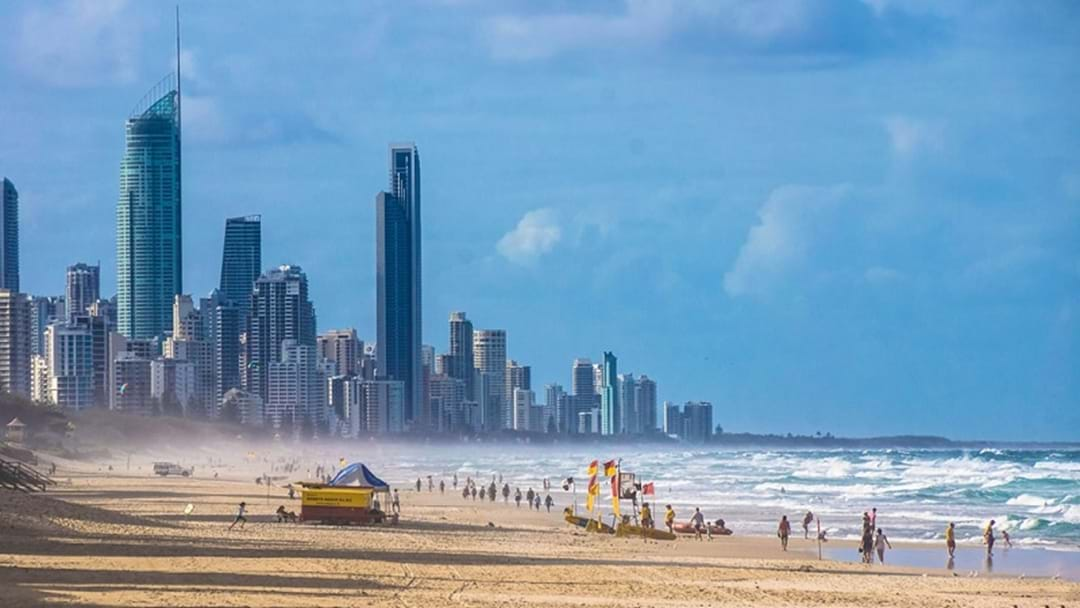Scared Brisbanites Blamed For GC Visitor Numbers Drop