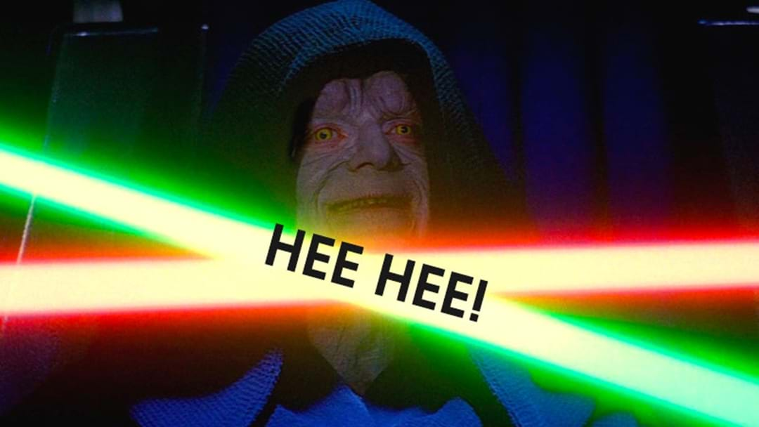 Famous Jedi Scene Using Michael Jackson As SFX Will Break You