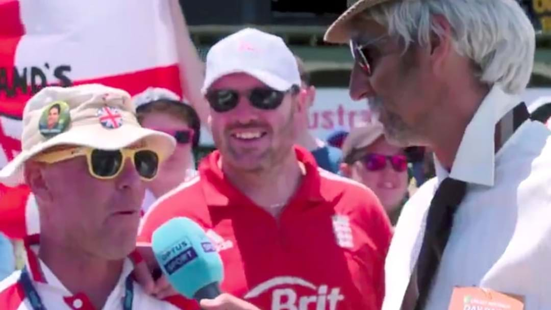 Jason Gillespie Goes Undercover To See What The Barmy Army Really Think Of Him