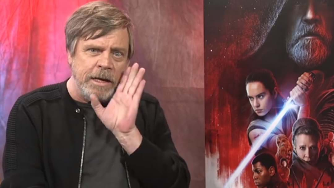 Mark Hamill's Opinion On Aussies Is Spot Bloody On