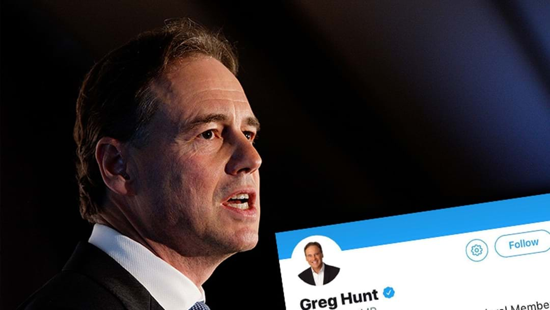 A Federal MP's Official Twitter Account Liked A Hardcore Porn Tweet At 5am