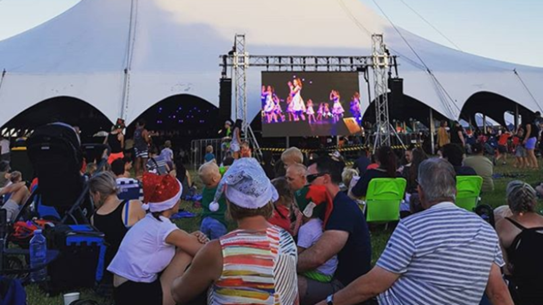 The Best Photos From Townsville's Carols By Candlelight