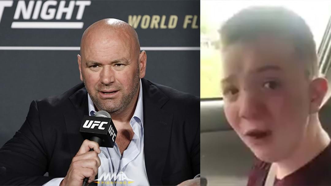 Sport Legends Get Behind Bullied Kid After His Tearful Plea Goes Viral