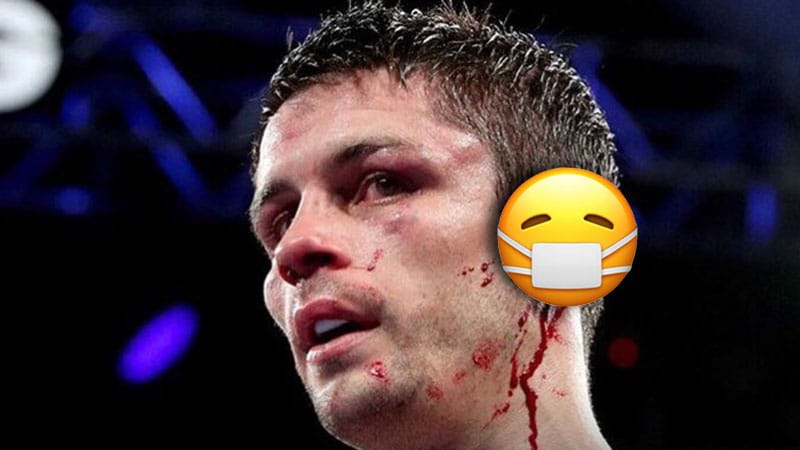 Stephen Smith suffers horrific ear injury in bout against Francisco Vargas