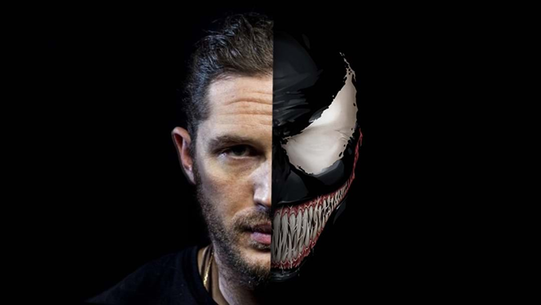 Here's Your First Look At Tom Hardy As Venom