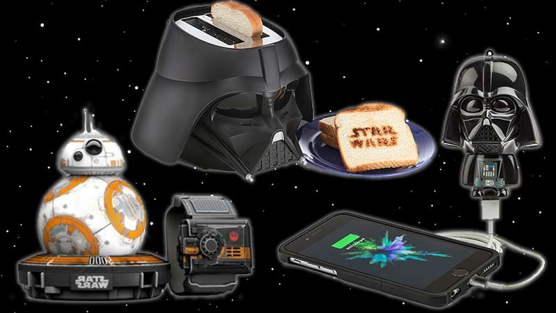 Article heading image for Star Wars Merch That'll Get Your Inner Jedi Off