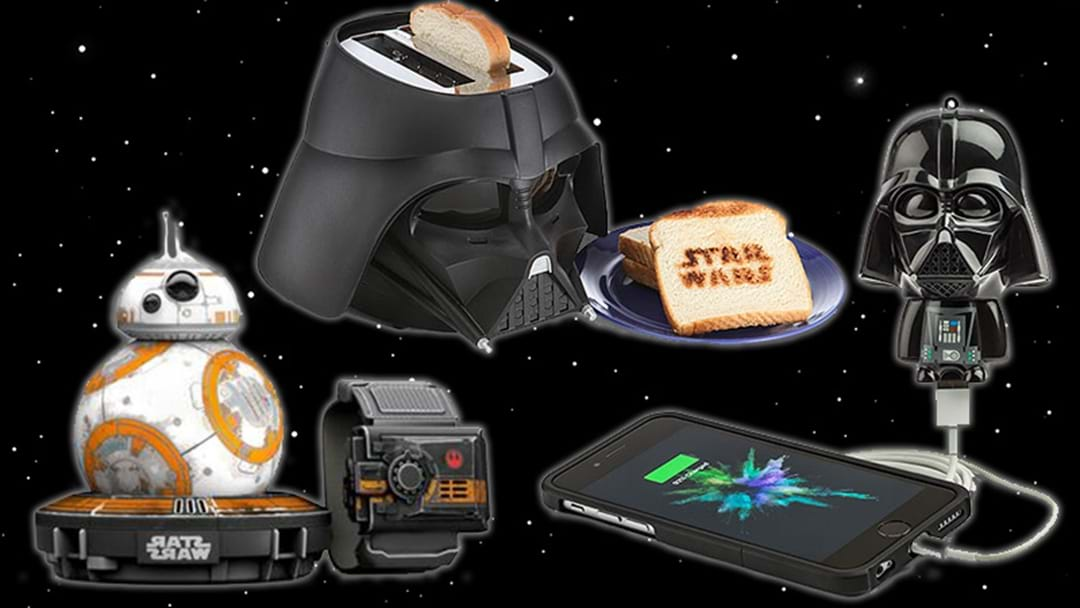 Star Wars Merch That'll Get Your Inner Jedi Off
