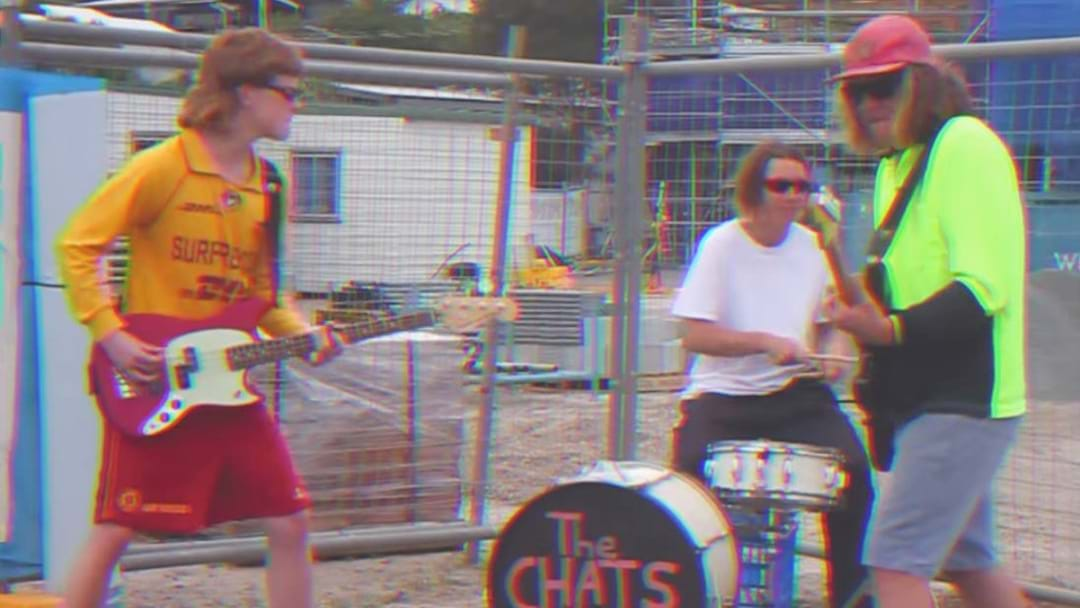 Queensland Band Release The Most Aussie Song Ever