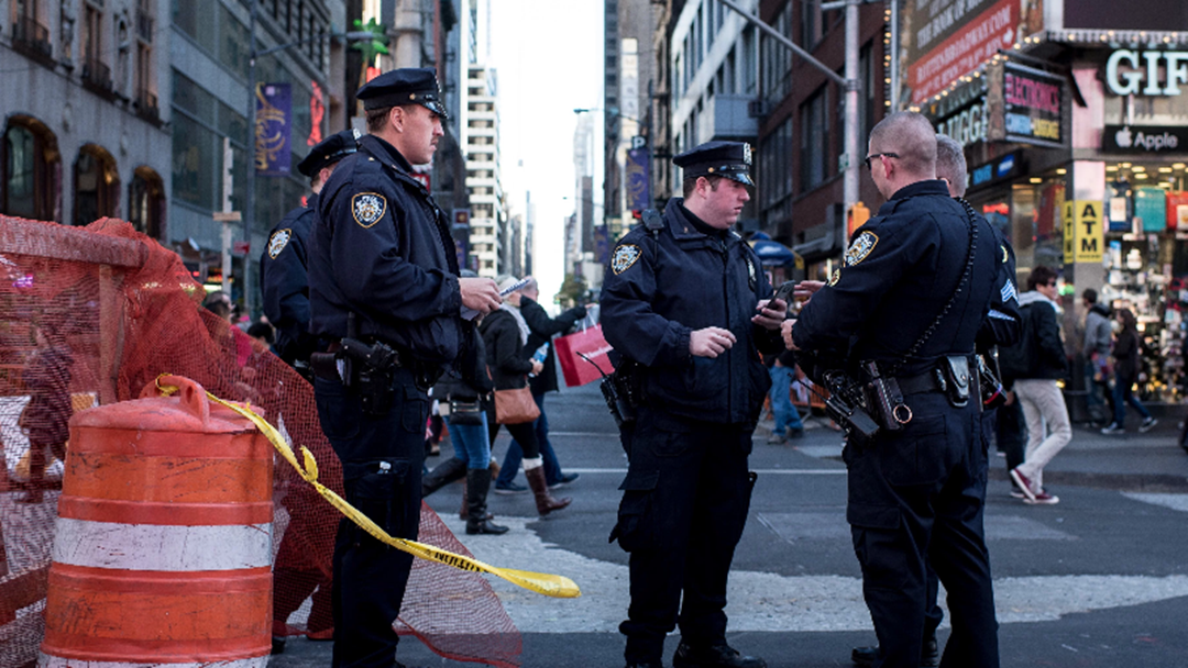 Several Injured In Attempted Terror Attack In New York