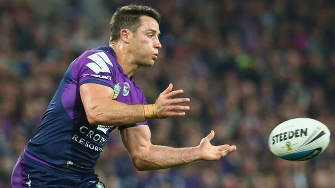 There Are Now 3 Clubs After Cooper Cronk For Next Year
