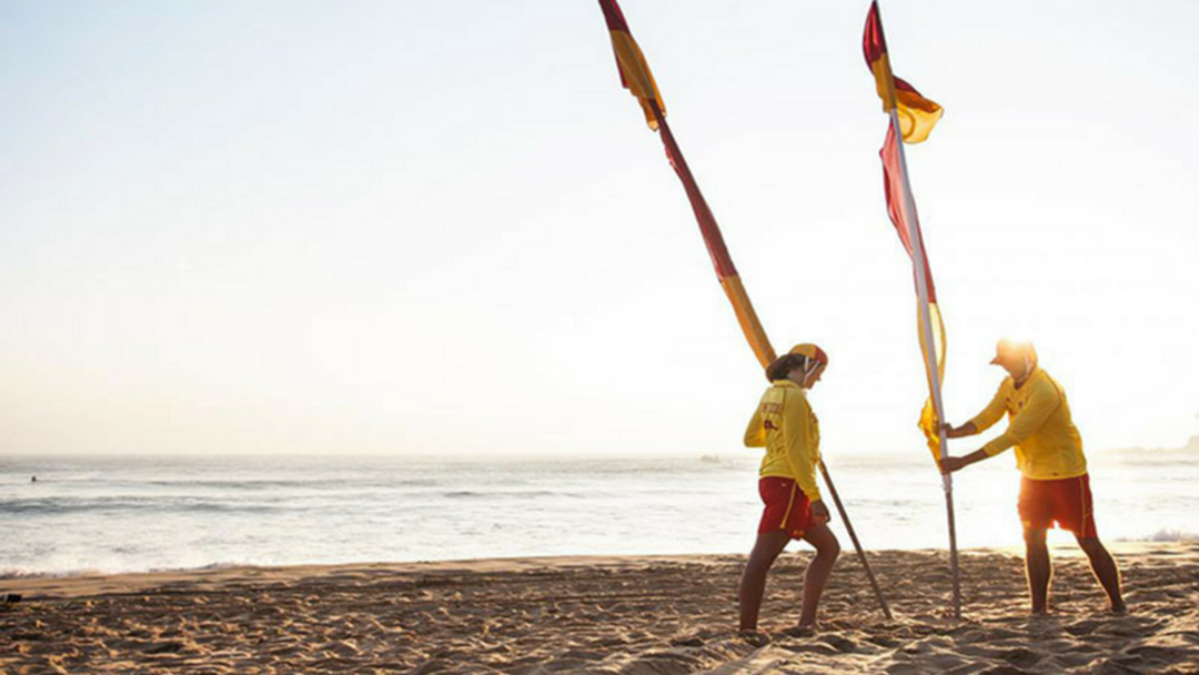 Surf Life Savers Back For School Holidays