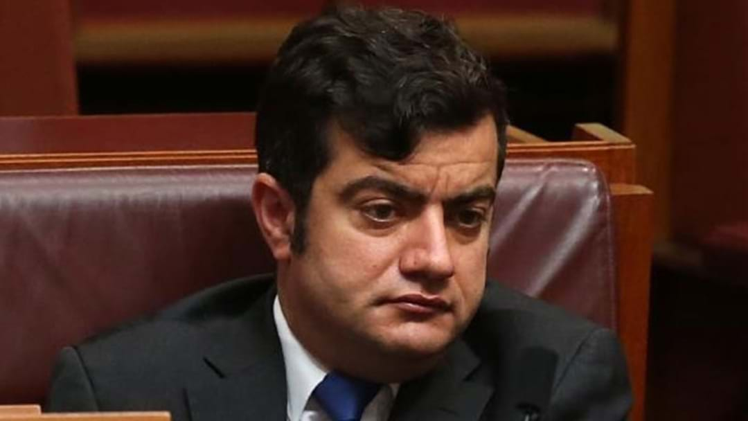 Sam Dastyari Has Resigned