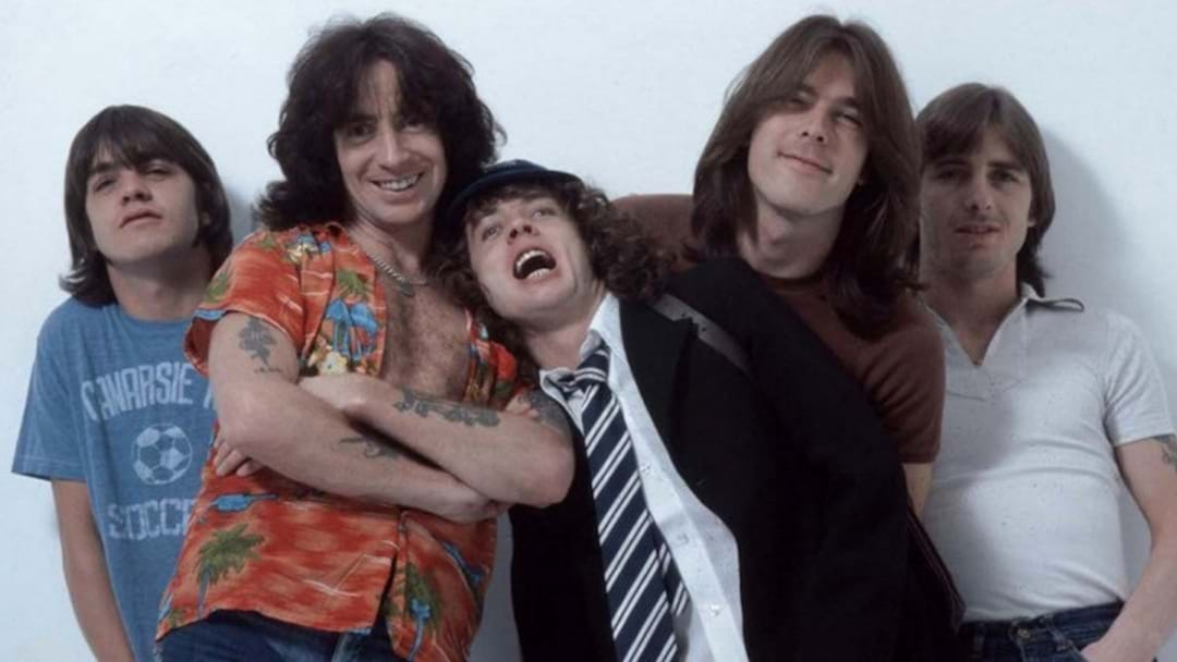 AC/DC Are Back With A New Video From The Vaults