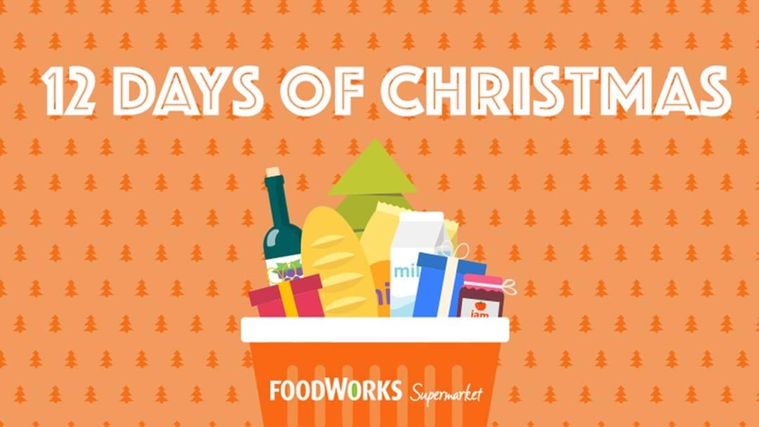 Triple M's 12 Days Of Christmas