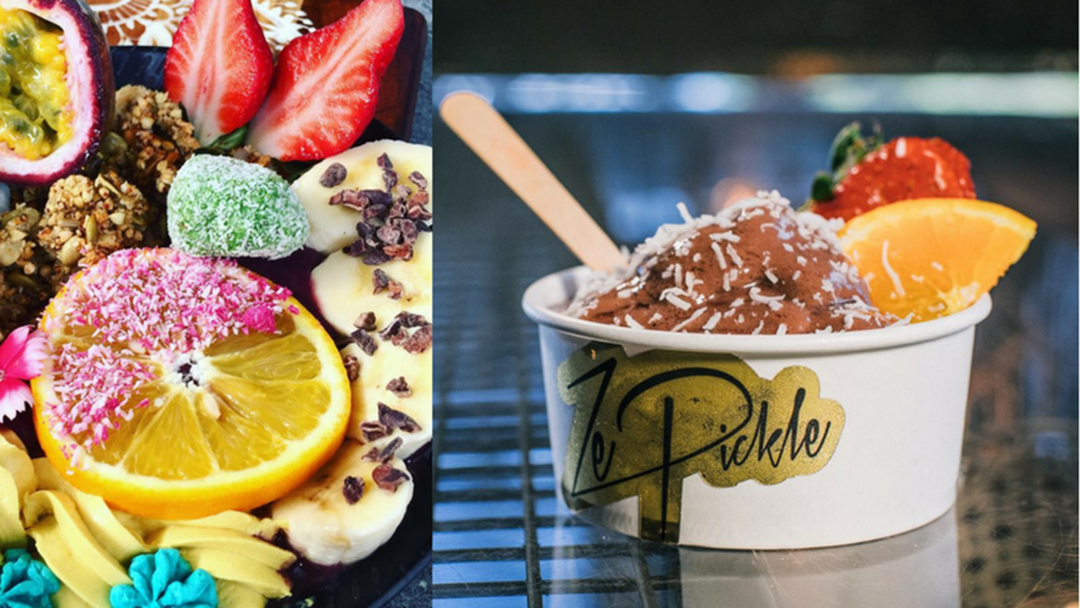 There's a Maragrita Acai Bowl available from tomorrow in Burleigh