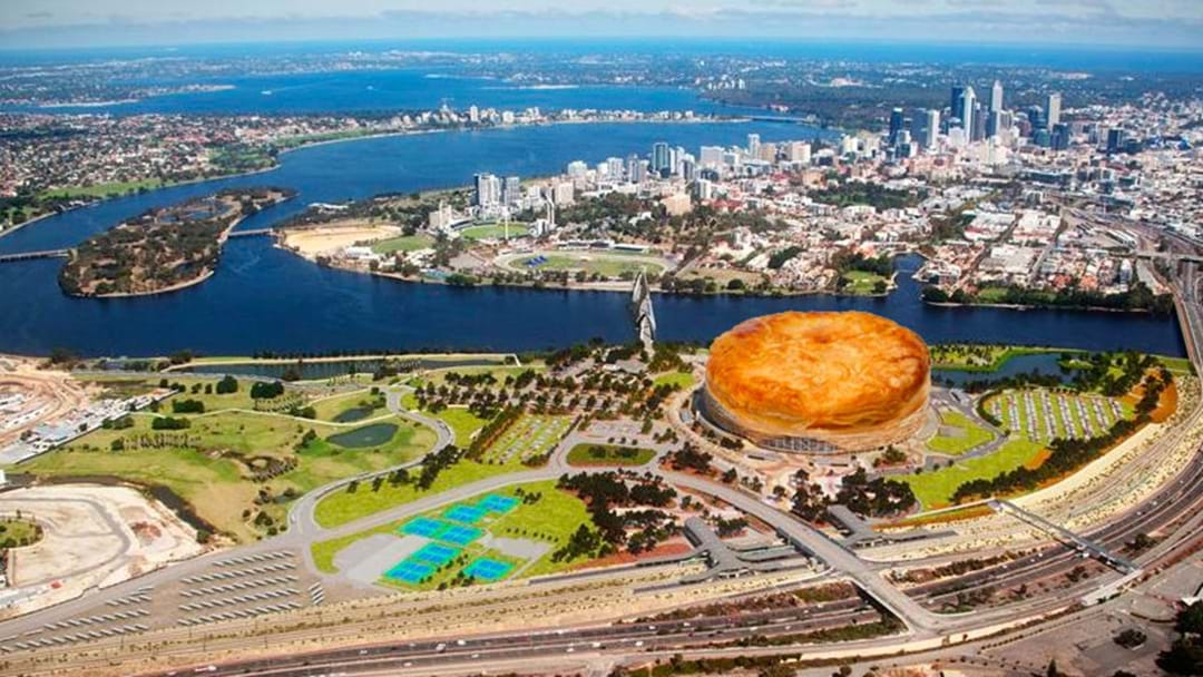 We Get The Goss On The Food Offerings At The New Perth Stadium