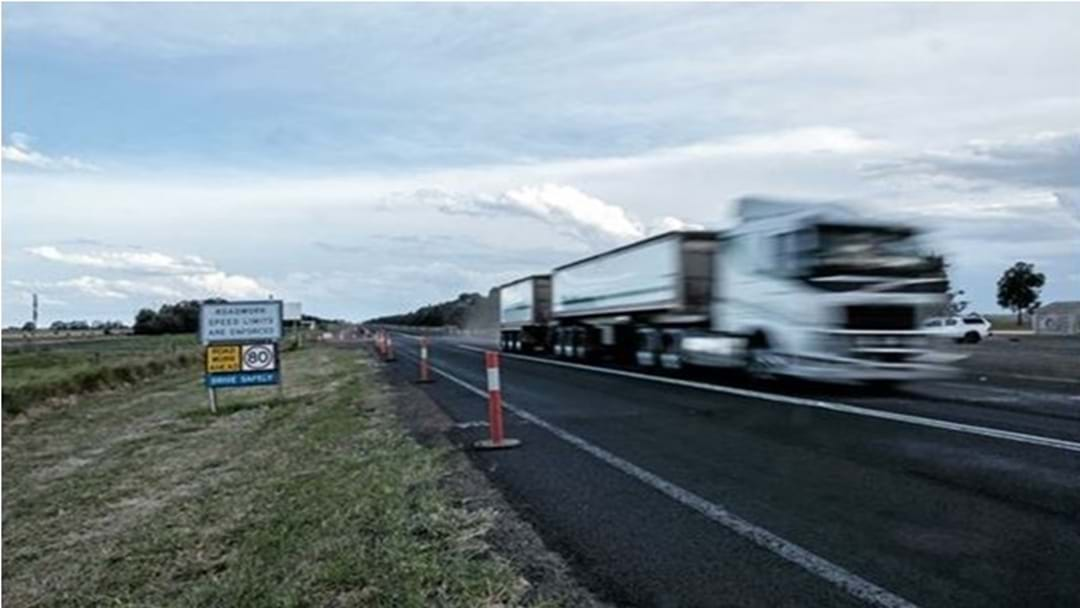Traffic Diversions Toowoomba to Oakey Duplication Stage 2