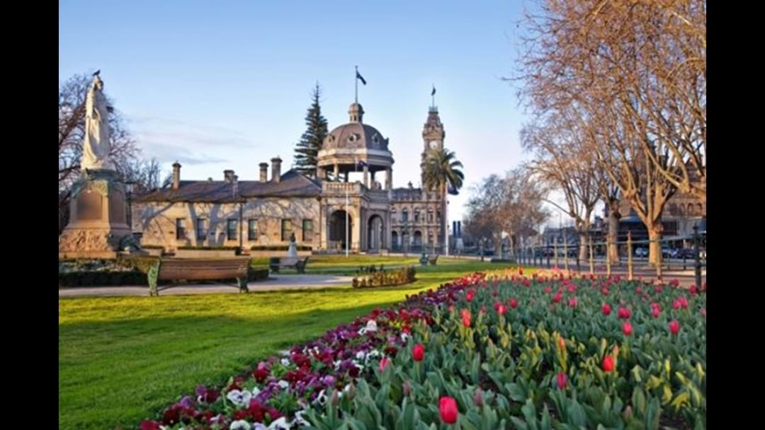 Goldfields remain popular with International tourists