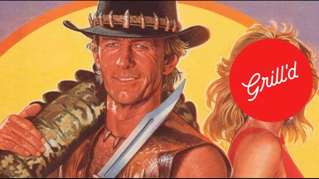 Paul Hogan Settles With Burger Giant