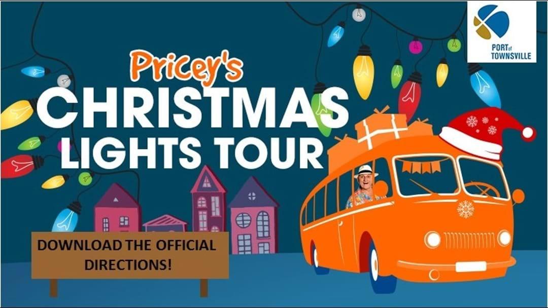 Pricey's Christmas Lights Tour