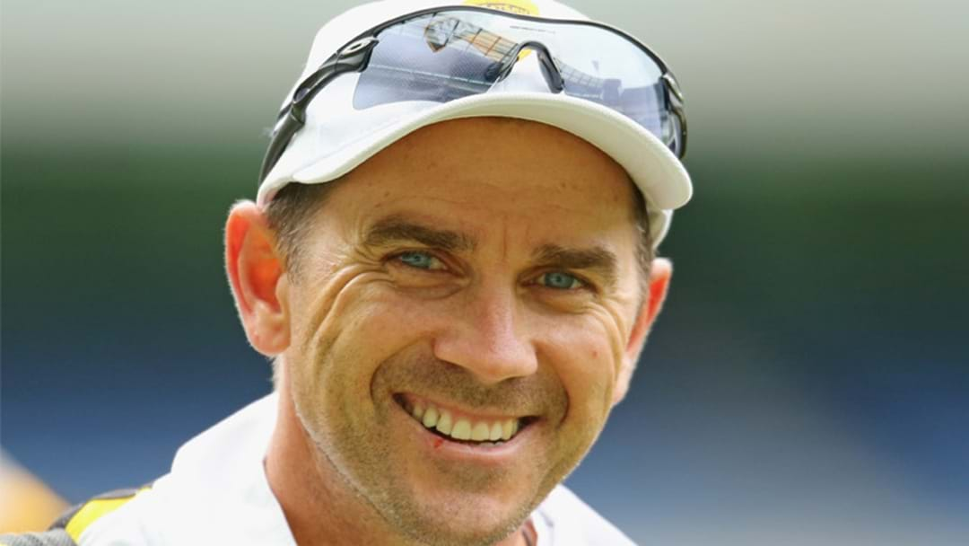 "Justin Langer Says He's A ""Bit Of A Hippy"""