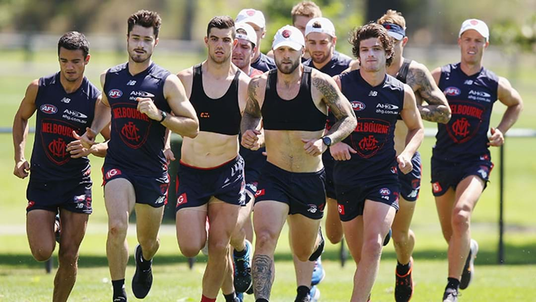 Melbourne Training Camp Cancelled After Players Ask AFLPA To Intervene