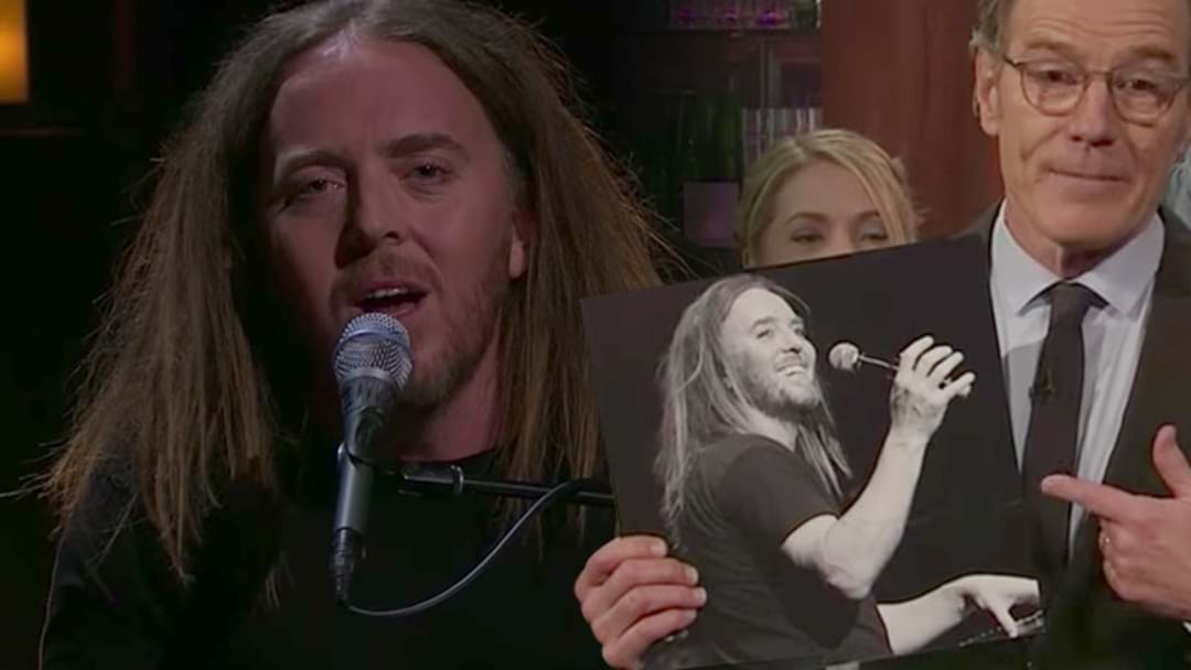 Tim Minchin's Live Version Of White Whine In The Sun Will Melt You