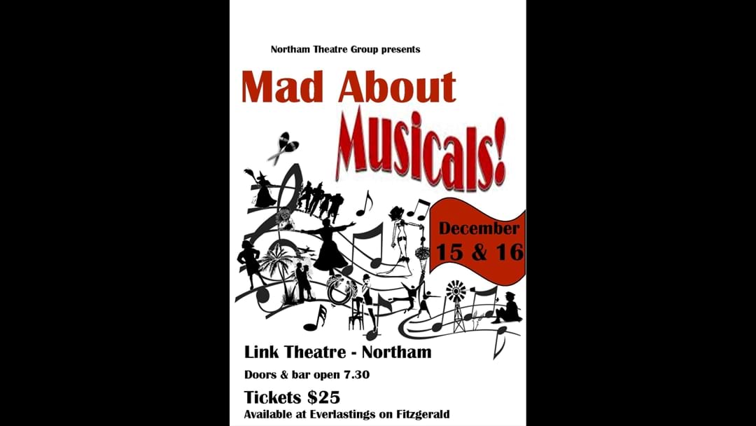 Mad About Musicals