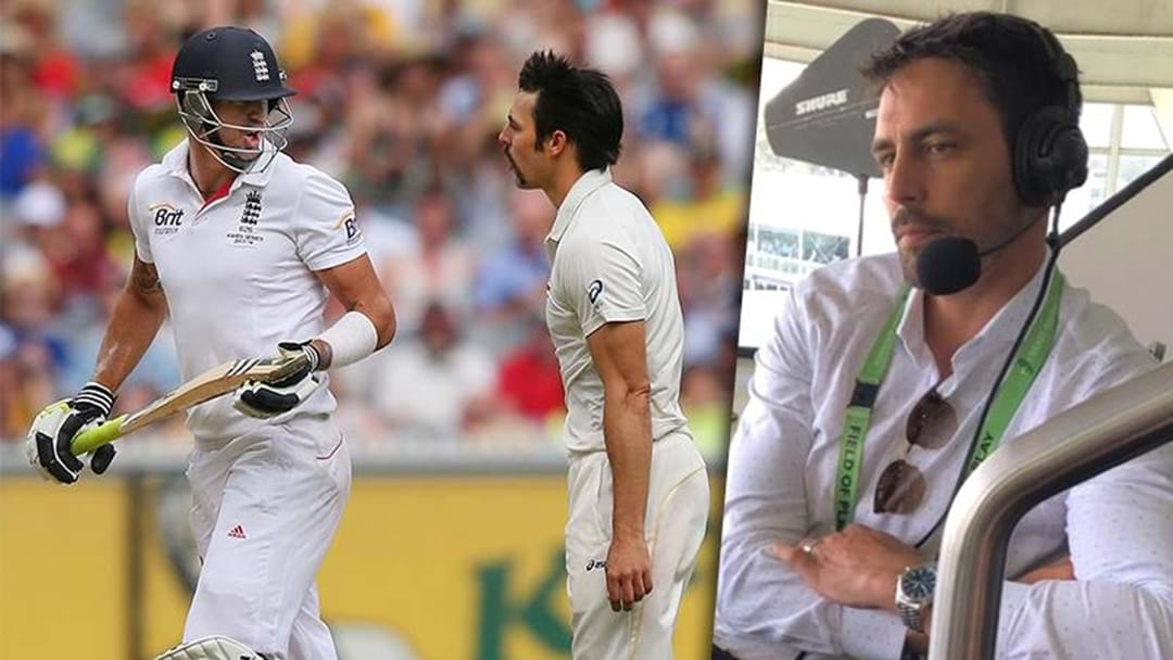 Mitch Johnson Opens Up On His Relationship With Kevin Pietersen