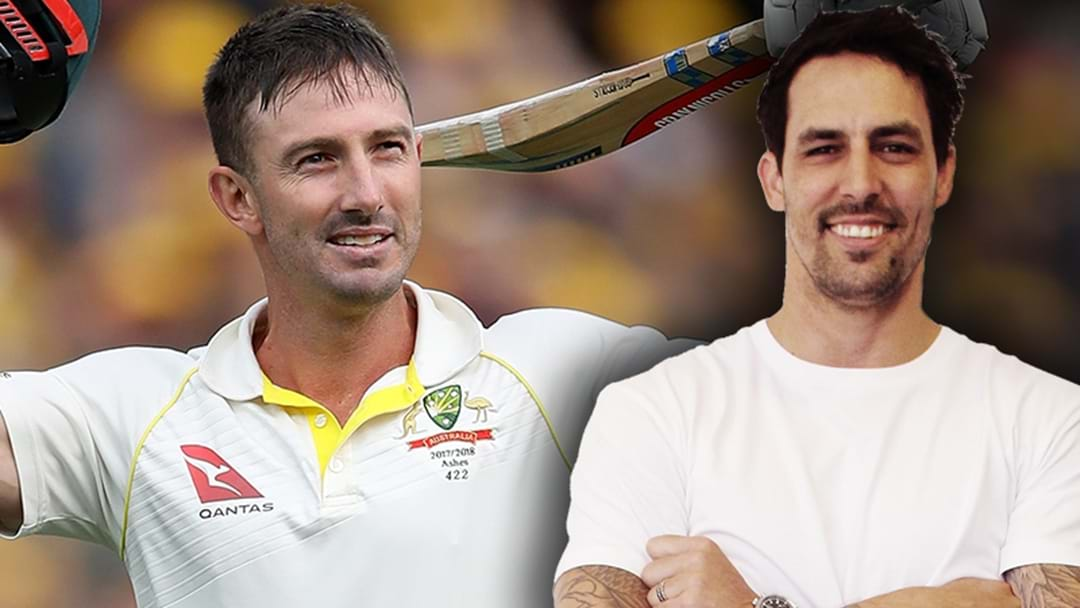 Shaun Marsh Wore Contact Lenses For The First Time For His Ashes Century