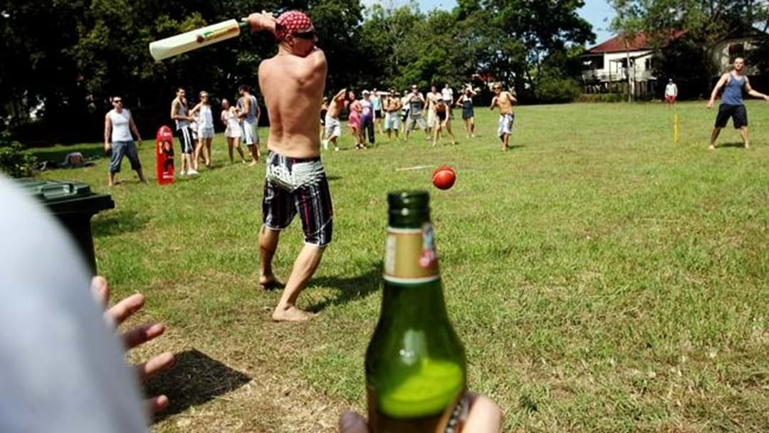 The Definitive Laws Of  Backyard Cricket
